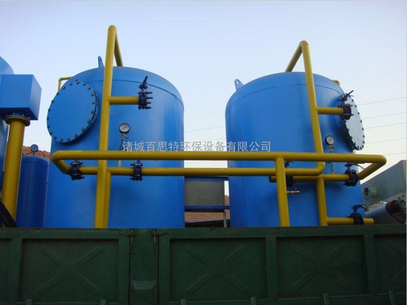 专业供应圆形溶气气浮机