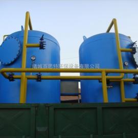 溶气气浮机 竖流式气浮装置 污水处理设备 环保设备