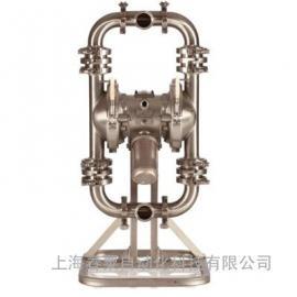 SaniForce隔膜泵