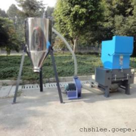 供应东莞寮步塑料破碎机回收系统塑料周边辅机