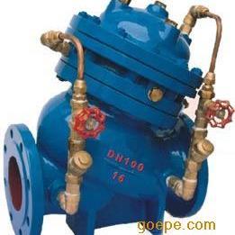 JD745X隔膜式多功能水泵控制阀 多功能水泵控制阀厂家