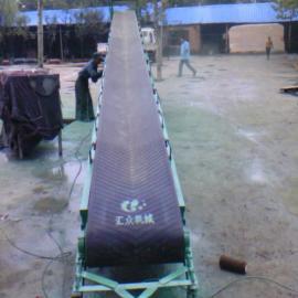 槽型皮带输送机  加裙边皮带输送机  皮带机价格 z2