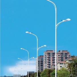 9米单臂路灯,自弯臂路灯生产销售【式样新,款式多,价格低】