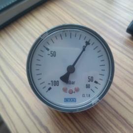 德国wika真空压力表型号 EN837-3