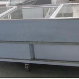 供应广东湛江海鲜市场制冷设备/干货海鲜展示柜/卧式展示柜