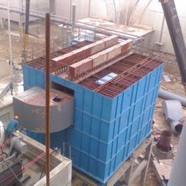 河北ZC-24/2机械回转反吹扁袋除尘器