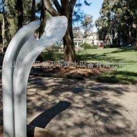 森林公园公共饮水台 植物园饮水台