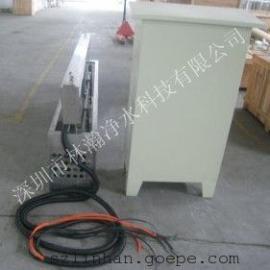 供应市政污水消毒设备:明渠敞开式紫外消毒系统