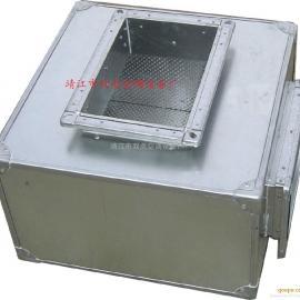 静压箱、微穿孔板消声器、片式消声器、阻抗式消声器