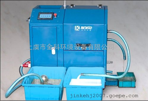 科瑞特CRT-500机床切削液净化再生机
