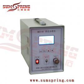 奶粉罐装氧气残留量分析仪