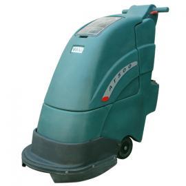 威奇洗地机,电线式自动洗地吸干机