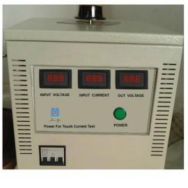 供应PY1600 接触电流测试仪专用电源