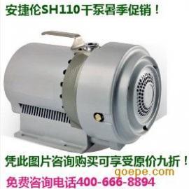 Agilent涡旋式干泵SH-100武汉普斯特科技