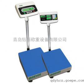 上海钰恒平台秤/上海JWI300kg平台秤
