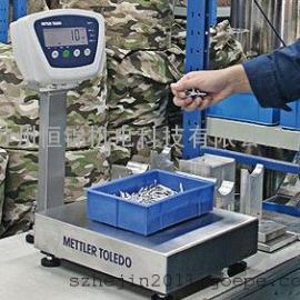 梅特勒BBA211-30kg高精度品牌电子台秤