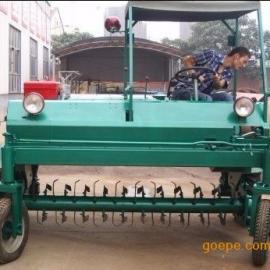 厂家直销堆肥发酵翻堆机 有机肥翻抛机 鸡粪发酵机型号齐全