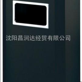 沈阳宾馆酒店写字楼办公楼电梯口GPX-19B烤漆座地烟灰桶