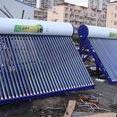 上海百叶太阳能热水器