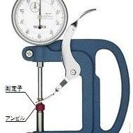 TECLOCK|SM-130厚度计(0-50mm指针式)
