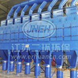 垂直式滤筒除尘器+HEPA(H14)空气过滤器的一体机