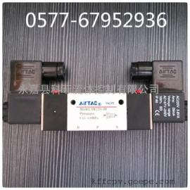 AIRTAC亚德客双控电磁阀4V220-8