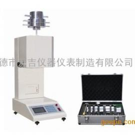 熔融指数试验机 塑料融指数检测仪 熔体流动速率检测仪 融指数