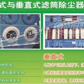 垂直式滤筒除尘器厂家