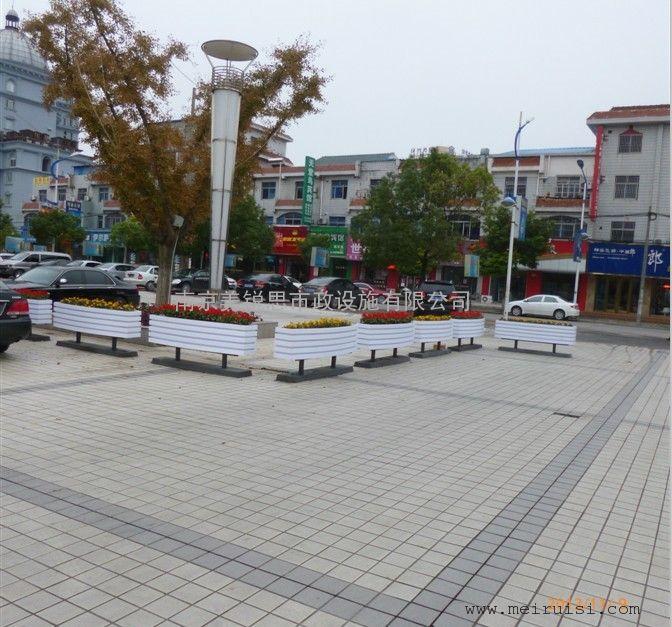 南京道路护栏花盆厂家