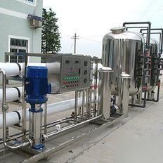 仟净单级反渗透纯水处理设备、厂家批发