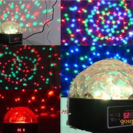 水晶魔球灯/迷你频闪灯/LED舞台灯/频闪灯