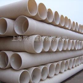 PVC-U加筋排水管,加筋管价格