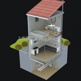 同层排水系统设计,卫生间同层排水安装