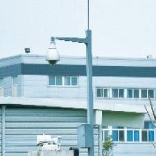 四川【小区专用监控杆】生产制造 成都小区监控杆 成都小区球机立