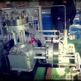 惰性气体隔膜压缩机