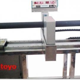 激光胶辊同心度测径仪,激光胶辊测径仪厂家