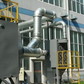 泰州废气挥发性气体处理设备 徐州活性炭吸附塔