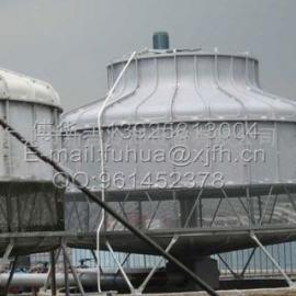 逆流式圆塔|凉水塔|XJY圆形冷却塔