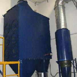明光空气污染防治设备 天长烟尘集尘机(布袋式,卡盘式,扁平式&