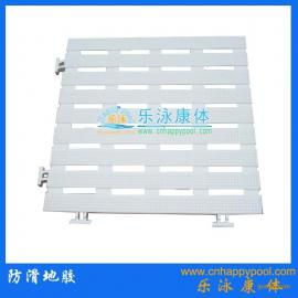 防滑地胶 加厚PVC地胶板/泳池水疗桑拿配件/防滑地胶板