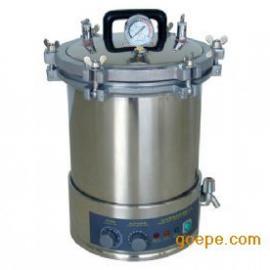 博讯手提式高压蒸汽灭菌器YXQ-LS-18SI