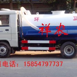 青海小型三轮吸污车价格