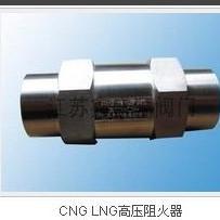 CNG  LNG高压阻火器-江苏鑫盛源阀门