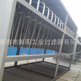 厂家直销张家港彰阳工业过滤节能型滤筒空气过滤器