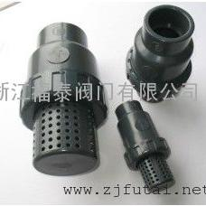 H41F/H42X 塑料底阀 法兰底阀 RPP