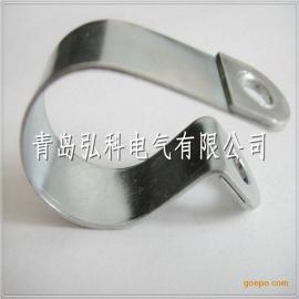 HONCUL金属固定夹,R型金属管夹
