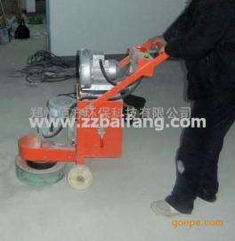 环氧地坪施工打磨机