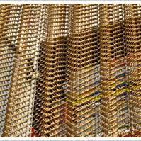安平金源优质装饰网/不锈钢装饰网/钢丝绳装饰网