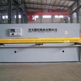 *生产QC12K-4/3200数控液压摆式剪板机