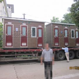 供应深圳欢乐谷停车场移动厕所 常州移动厕所厂家